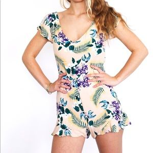 For Love and Lemons x Urban romper